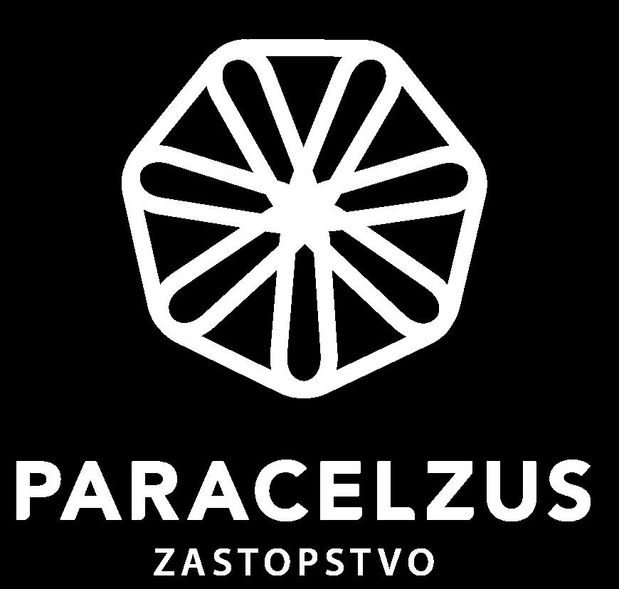 beli logo MCP zastopstvo na prozorni podlagi